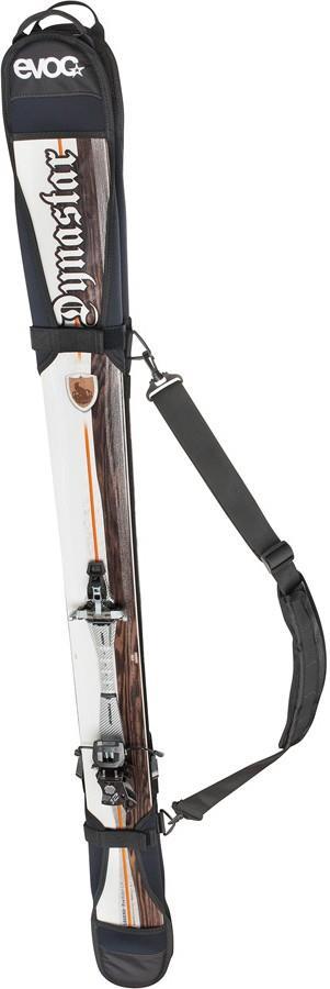 Evoc Ski Cover Neoprene Elastic Protective Sling, L/XL -195cm Black