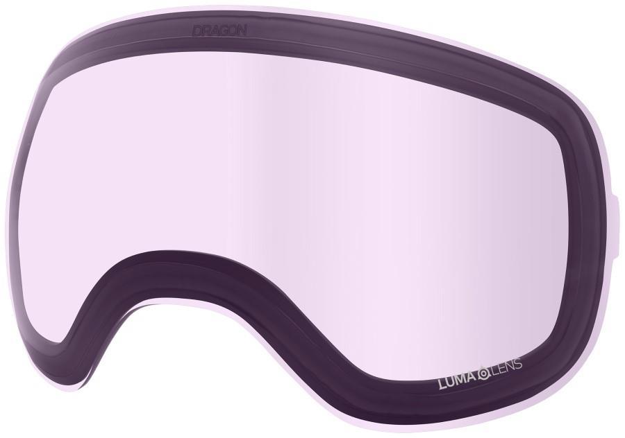 Dragon X2s Snowboard/Ski Goggle Spare Lens OS L.Lens Violet