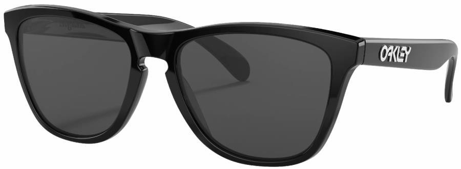 Oakley Frogskins Prizm Black Sunglasses, M Polished Black