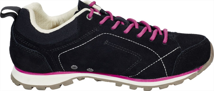 womens black walking shoes uk