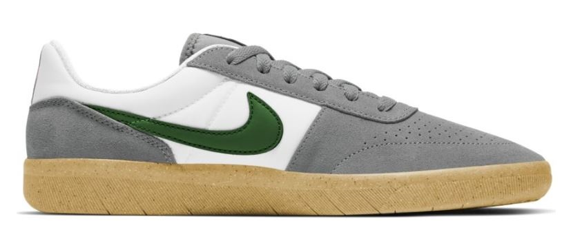 Nike SB Team Classic Men's Trainers Skate Shoes, Uk 7.5 Particle Grey