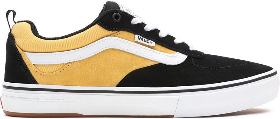 Vans Kyle Walker Pro Skate Trainers/Shoes, UK 11 Gold/Black
