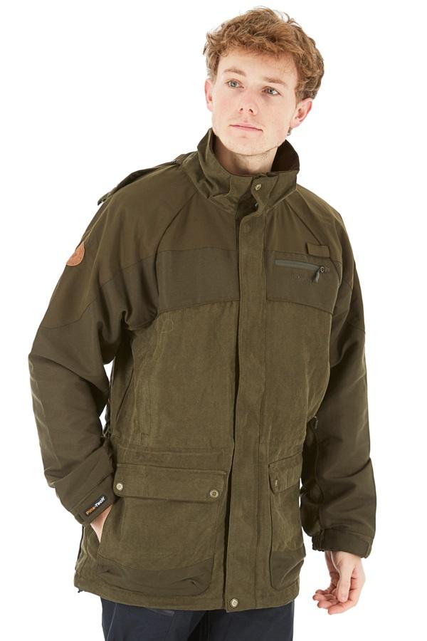 Pinewood Prestwick Exclusive Waterproof Jacket, L Mossgreen
