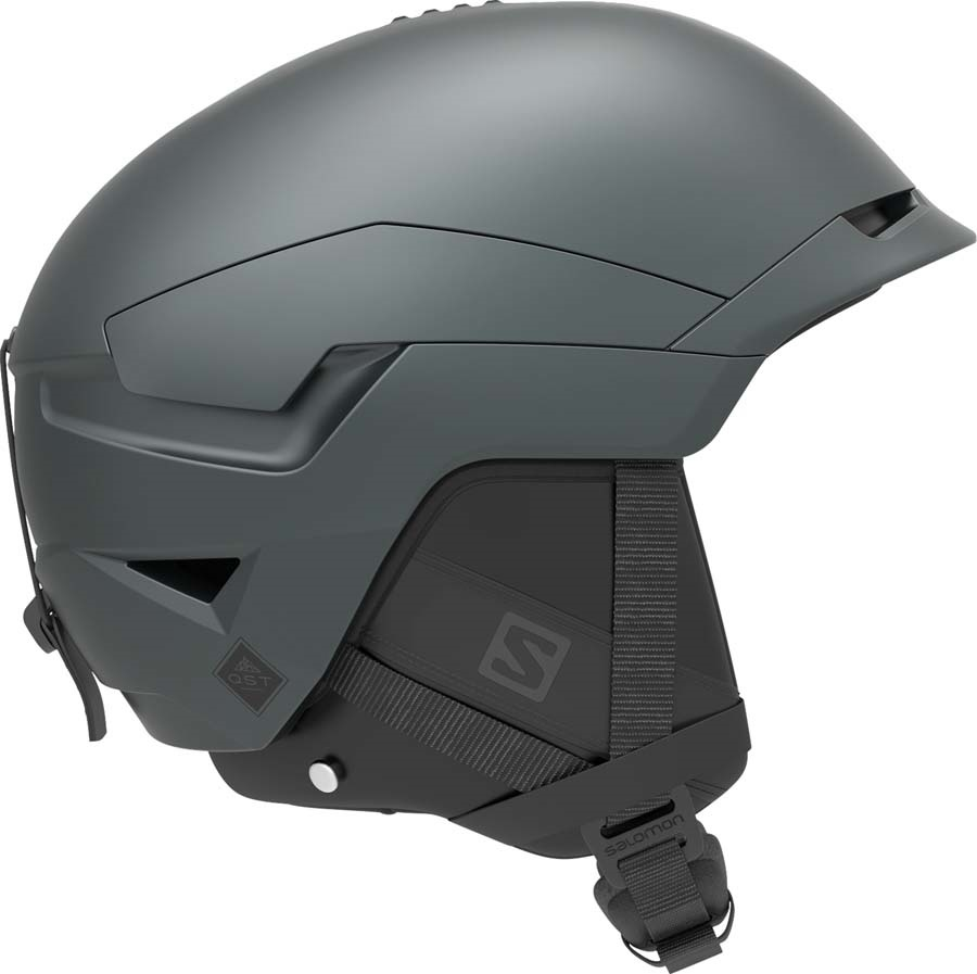 Salomon Quest Snowboard/Ski Helmet, M Green Gables