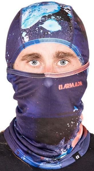 Armada Harken Snowboard/Ski Balaclava, One Size Galaxy