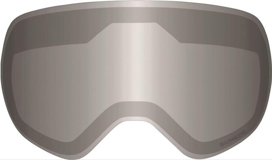 Dragon X1s Snowboard/Ski Goggle Spare Lens LumaLens Silver Ion