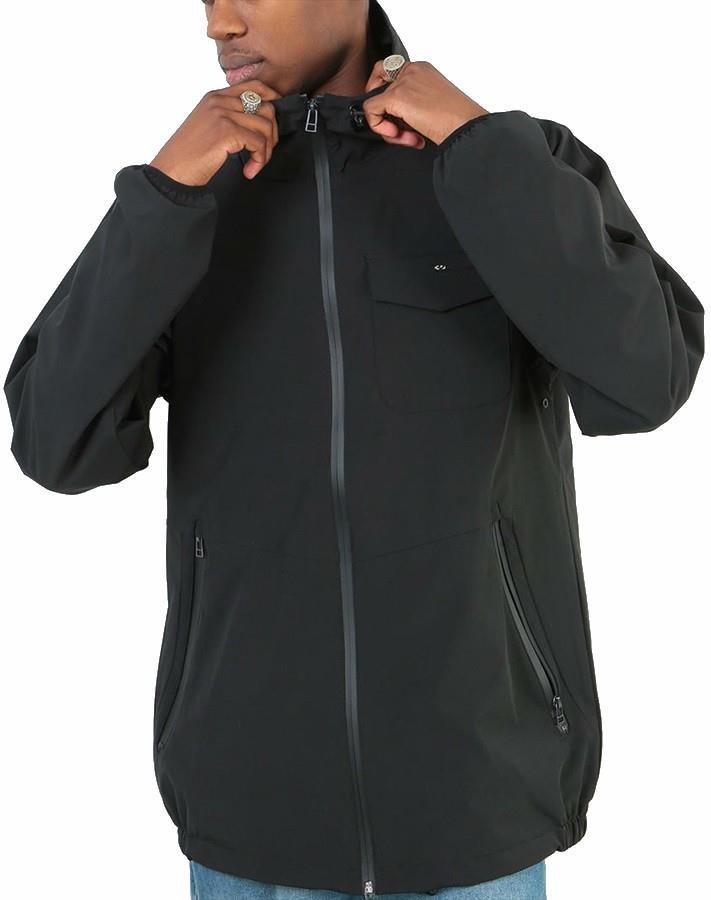 thirtytwo 4TS Comrade Ski/Snowboard Jacket, S Black