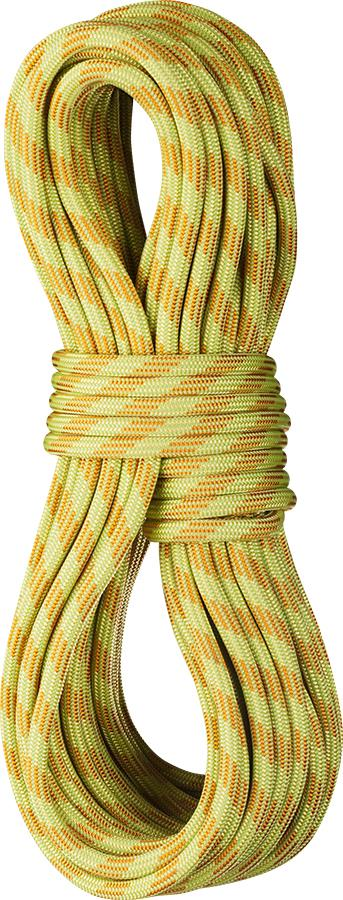 Edelrid Confidence 8mm Rigging & Abseling Rope, 40m Oasis-Flame