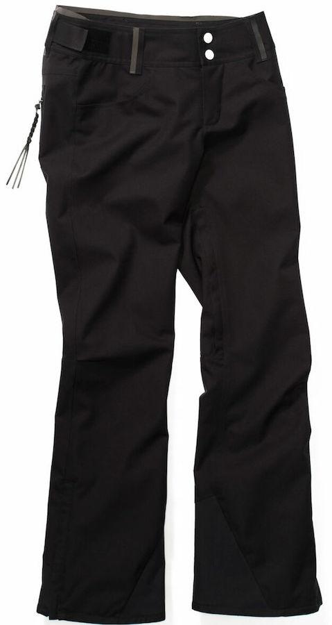 Holden Womens Skinny Standard Women's Ski/Snowboard Pants, M Black