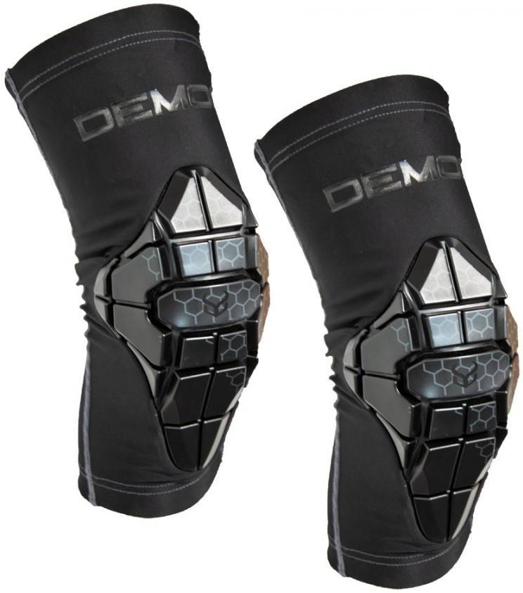 Demon Hypercomb Ski/Snowboard Knee Pads, L Black