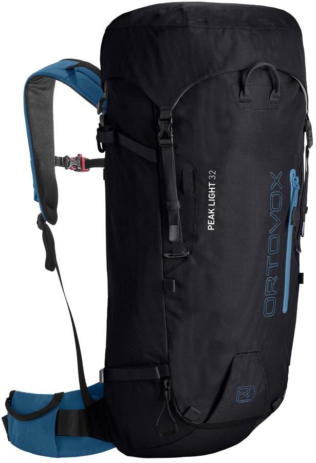 Ortovox Peak Light 32 Climbing & Mountaineering Pack - Black Raven