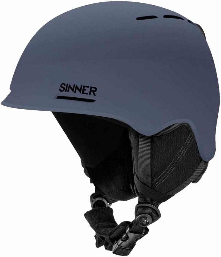 Sinner Fortune Ski/Snowboard Helmet XL Matte Grey