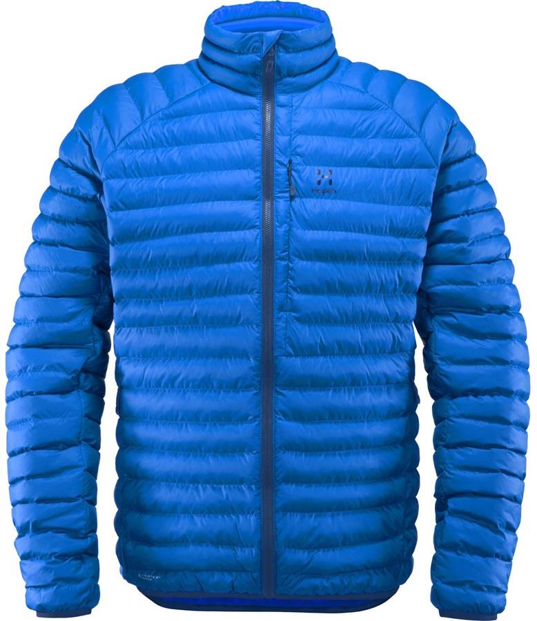 Haglofs Essens Mimic Recycled Insulated Jacket, L Cobalt/Tarn Blue