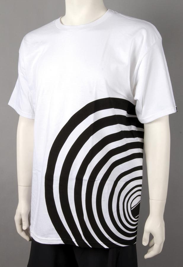 Liquid Force 40 Strokes T Shirt, S White