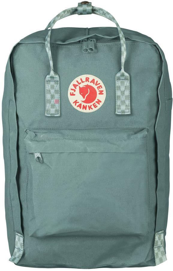 """Fjallraven Kanken Laptop 17"""" Backpack, 20L Ochre"""