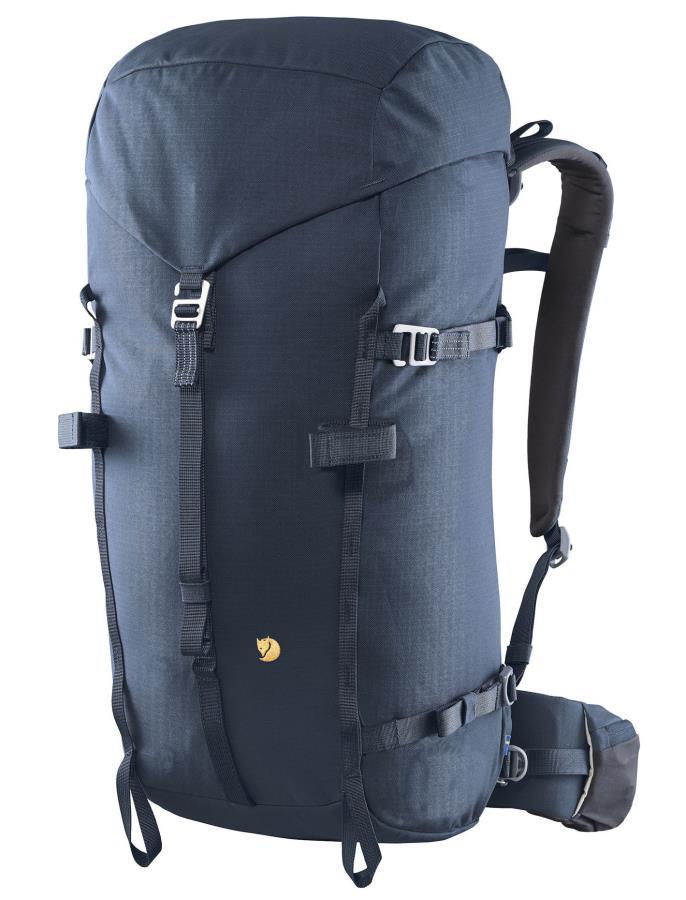 Fjallraven Bergtagen 38 S-M Mountaineering Backpack, 38L Blue