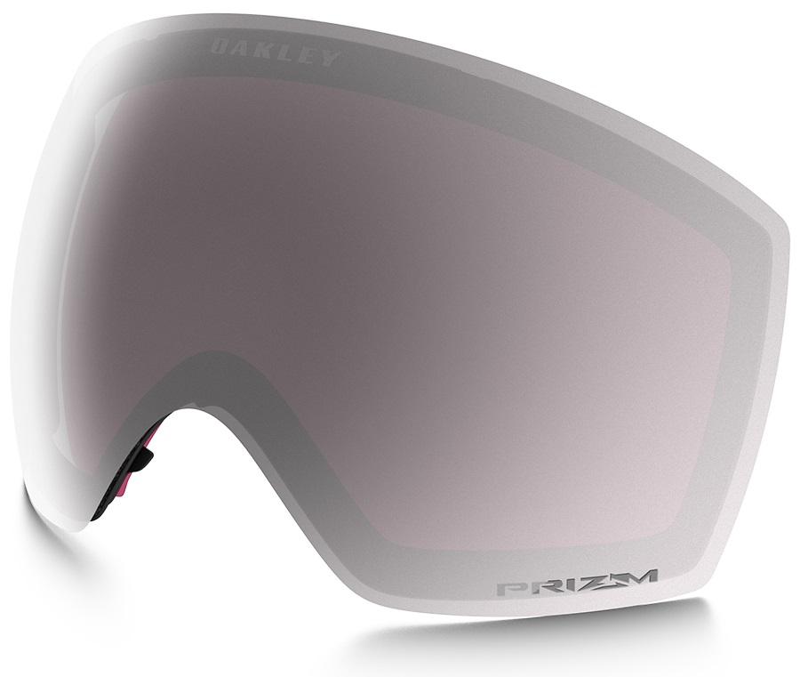 Oakley Flight Deck Snowboard/Ski Goggle Spare Lens, Prizm Black