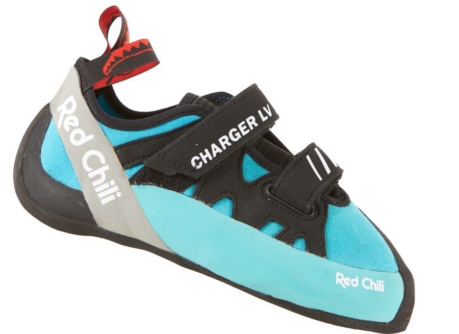 Red Chili Charger Lv Rock Climbing Shoe, Uk 6.5 | Eu 40 Turquoise