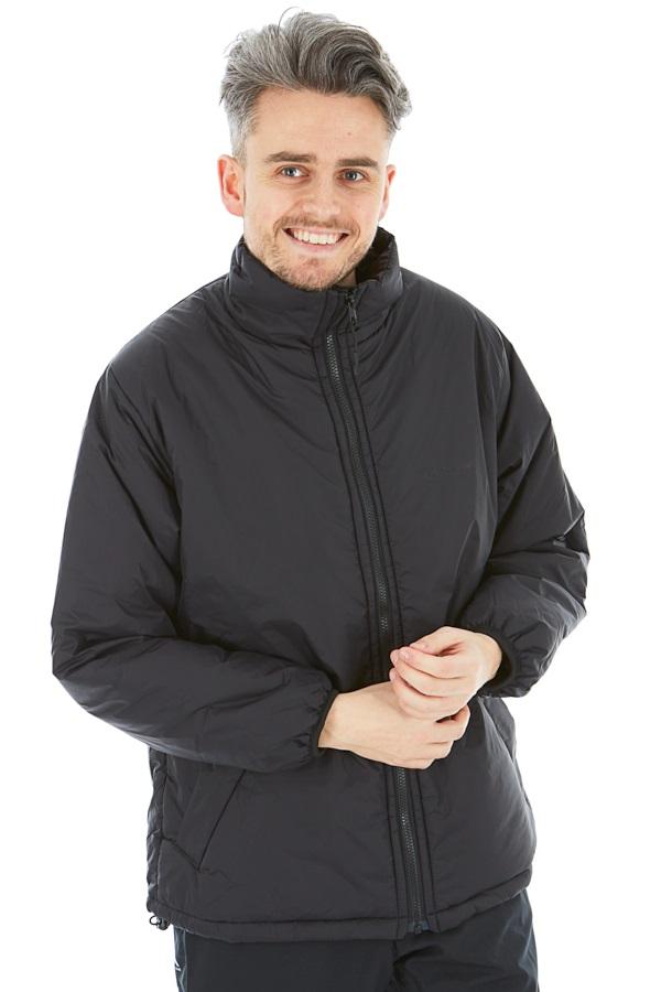 Snugpak Sleeka Insulated Packable Jacket, L Black