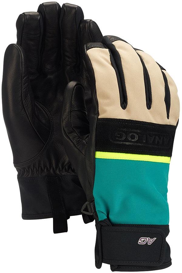 Analog Diligent Ski/Snowboard Gloves, M Safari