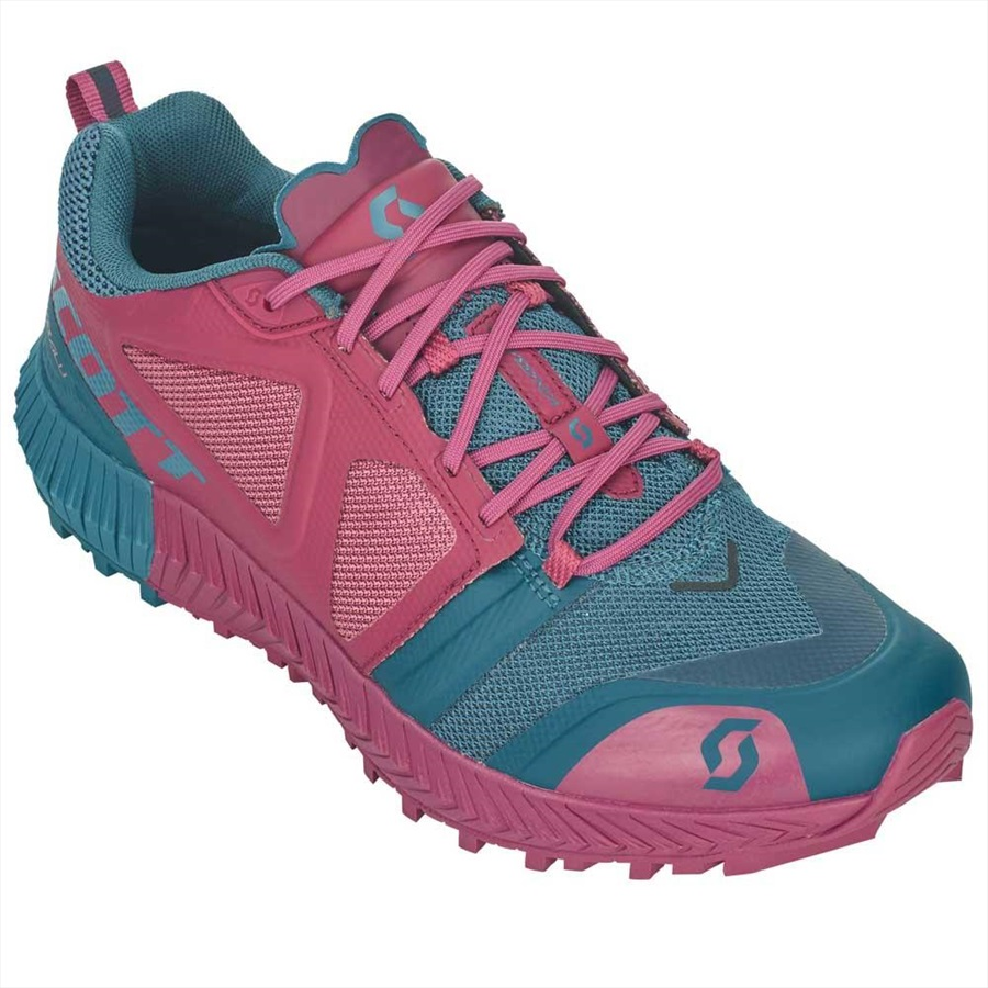 Scott Kinabalu Womens Trail Running Shoes, UK 4.5 Red/Blue