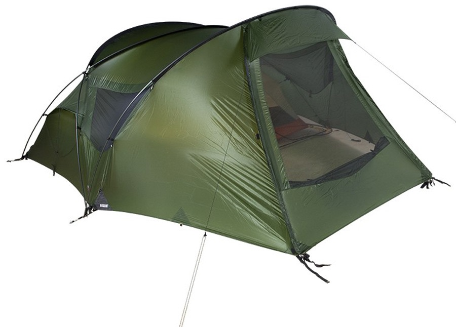 Nigor Great Auk 2 Lightweight Bikepacking Tent, 2 Man Willow