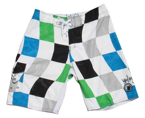 "Liquid Force BOMBER Board Shorts, 29"" / 73cm Turqouise"