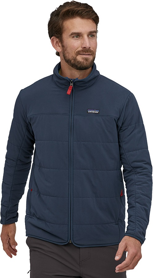 Patagonia Adult Unisex Pack In Men's Insulated Jacket, Xl New Navy