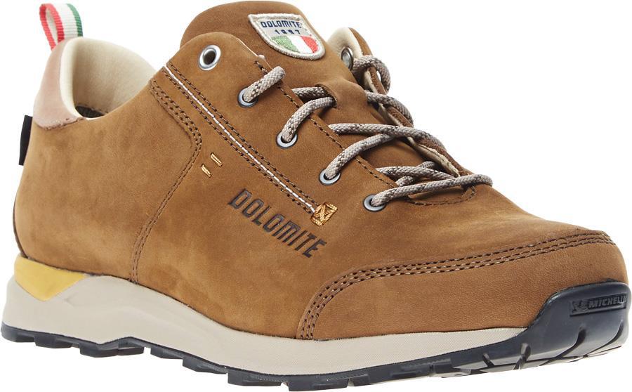 Dolomite Move Road Low GTX Hiking/Walking Shoes, 8 Dark Brown