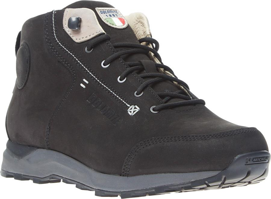 Dolomite Move Road Mid GTX Hiking Boots, 8 Black