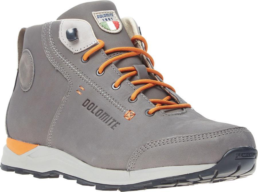 Dolomite Move Road Mid GTX Hiking Boots, 11.5 Gunmetal Grey