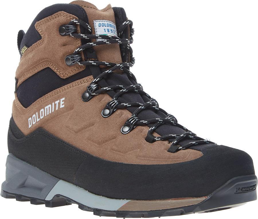 Dolomite Steinbock GTX Hiking Boots, UK 12 Almond Brown