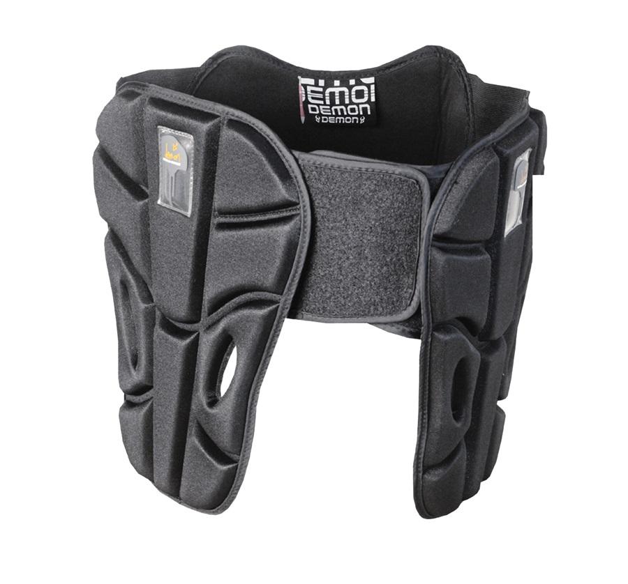 Demon XD3O Hip & Tailbone Ski/Snowboard Protection Belt, L/XL Black