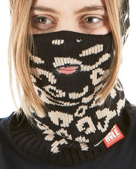Airhole Airtube Ergo Snowboard/Ski Neck Chube S/M   Womens Leo