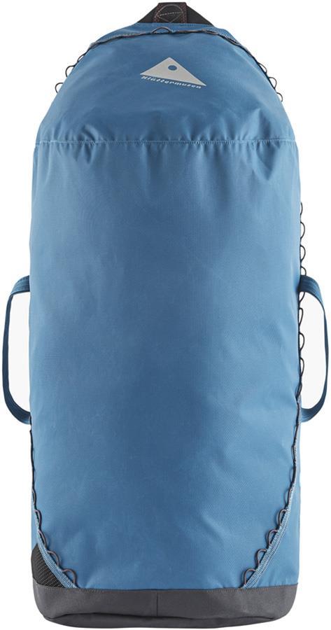 Klattermusen Glitner Duffel/Holdall, 60L, Blue Sapphire