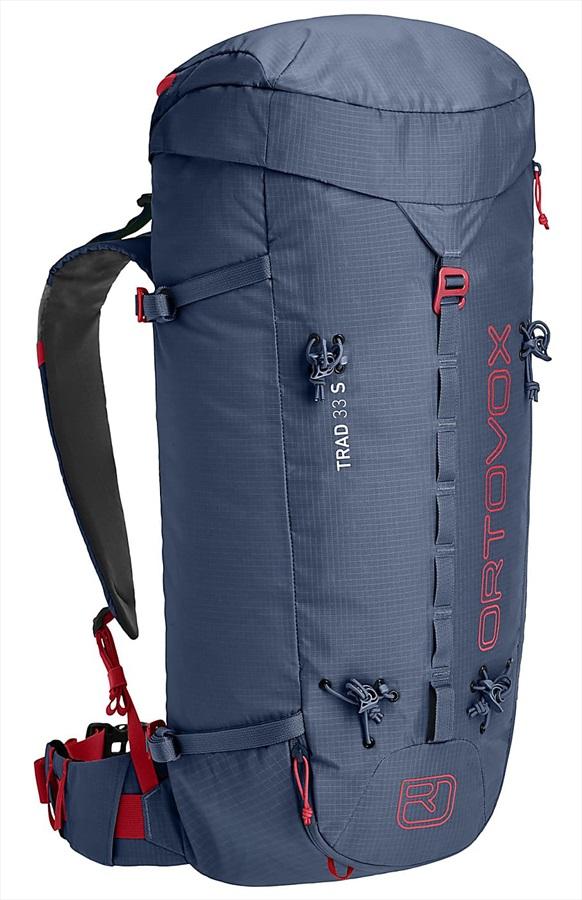 Ortovox Adult Unisex Trad 33s Short Backpack/Rucksack, 33l Night Blue