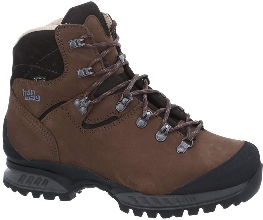 Hanwag Adult Unisex Tatra II GTX Hiking Boots, UK 7.5 Erde Brown
