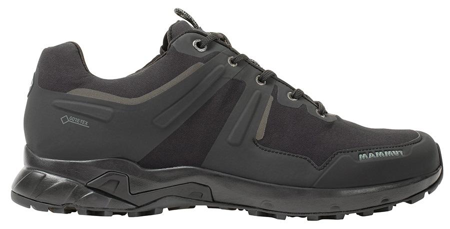 Mammut Ultimate Pro Low GTX Men's Approach Shoes, UK 9.5 Black/Black
