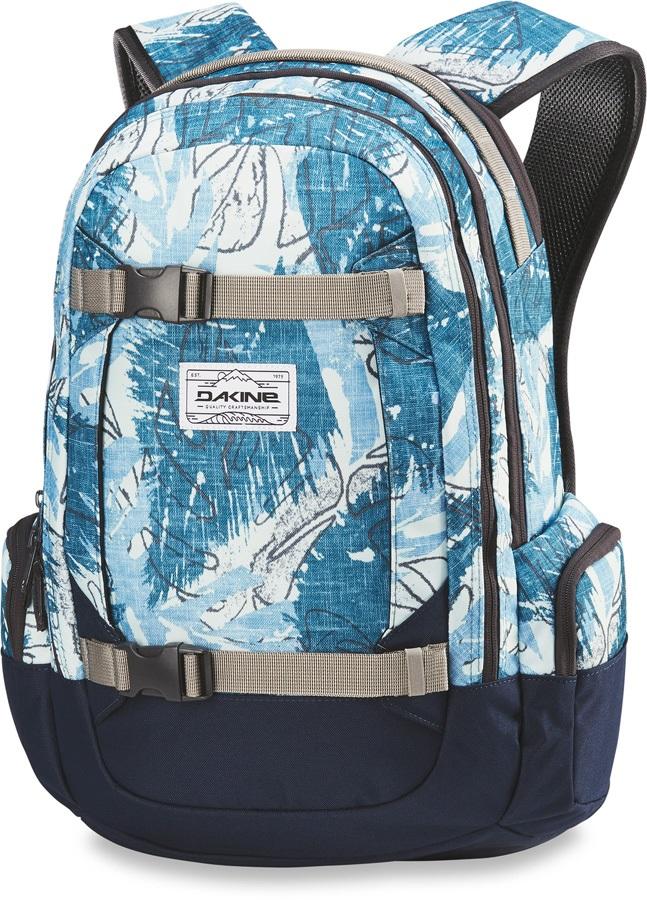 Dakine Mission Ski/Snowboard Backpack, 25 Litres Washed Palm