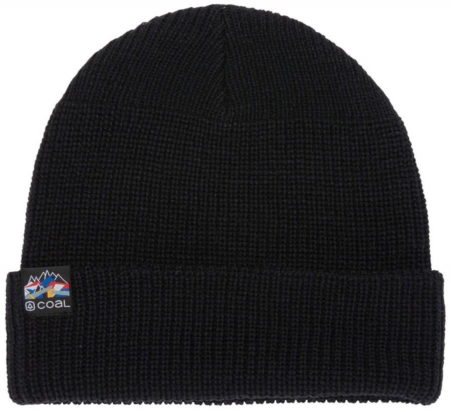 Coal The Squad Snowboard/Ski Beanie, One Size Black