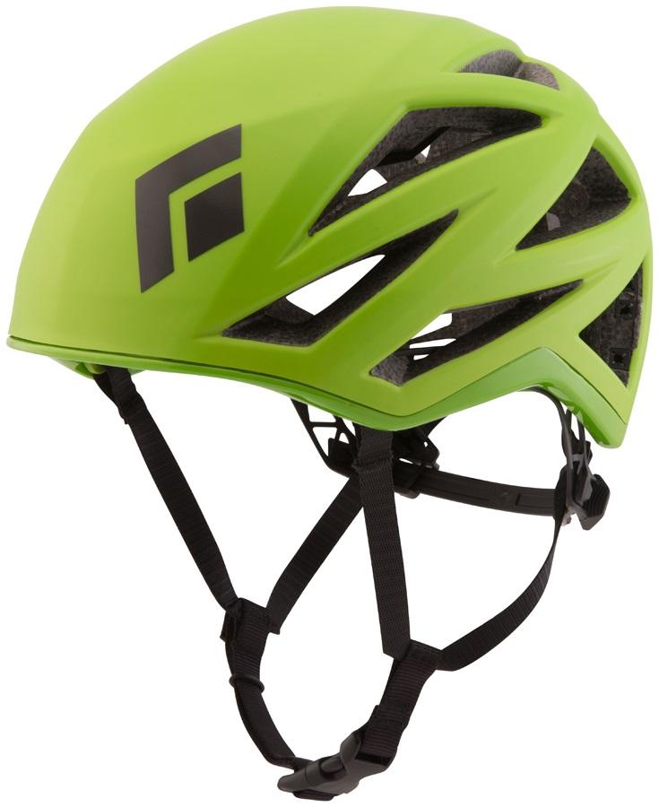 Black Diamond Vapor Alpine/Rock Climbing Helmet S/M Envy Green