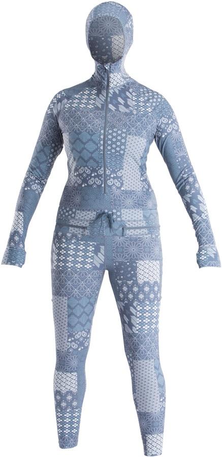 Airblaster Womens Classic Ninja Suit Thermal Base Layer, XS Japanacana