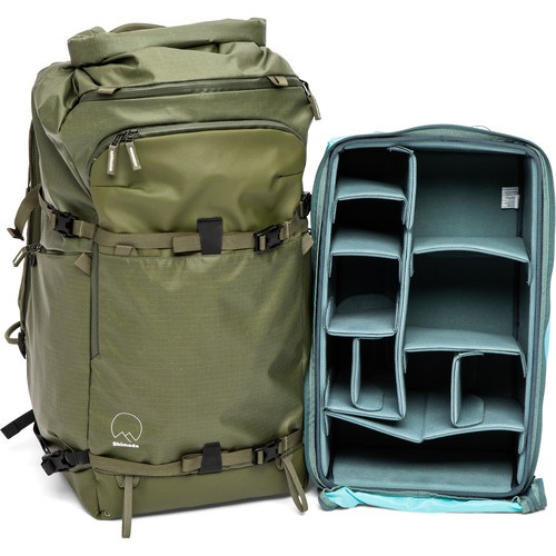 Shimoda Action X Starter Pack X70 Camera Backpack, 70L Army Green