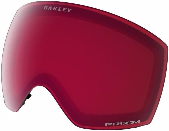 Oakley Flight Deck XM Snowboard/Ski Goggles Spare Lens, Prizm Rose