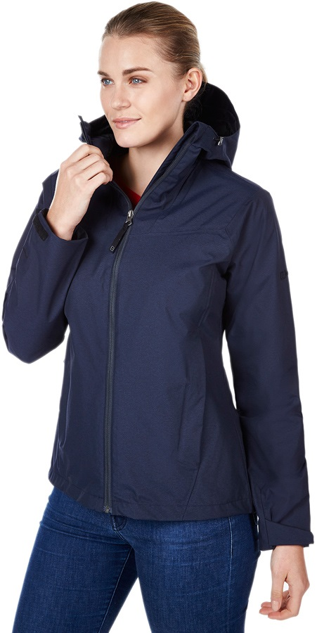 Berghaus Hayling Women's Waterproof Jacket, UK 8 Dusk
