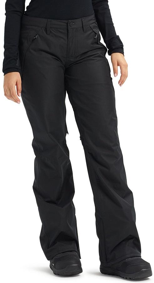 Burton Womens Dunton Women's Ski/Snowboard Pants, S True Black
