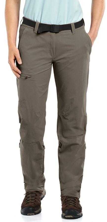 Maier Sports Lulaka Stretch Hiking Pants, UK12 Teak Short