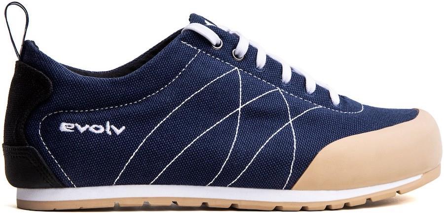 Evolv Cruzer Psyche Approach Shoes, UK 7 Black Iris