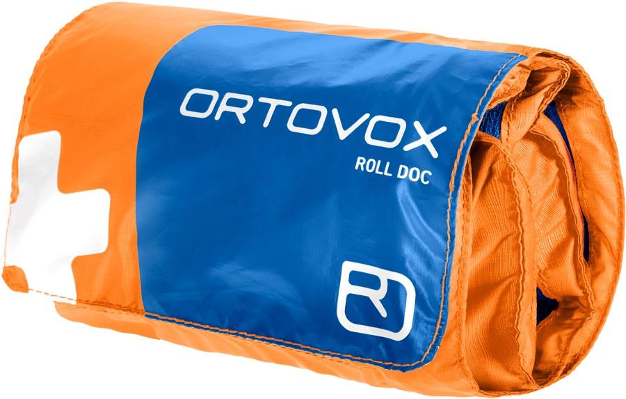 Ortovox First Aid Roll Doc First Aid Kit Shocking Orange Mid