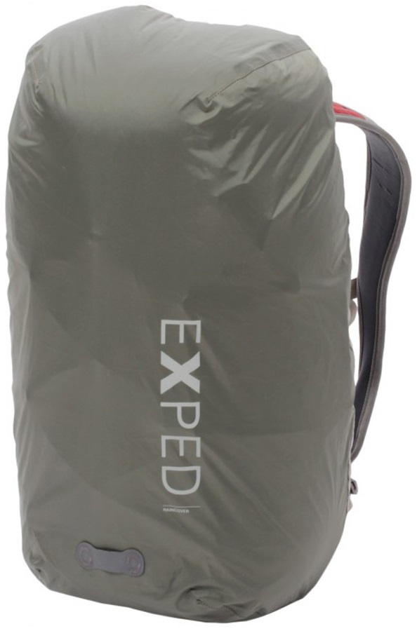 Exped Raincover Waterproof Backpack Cover, M Charcoal